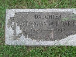 Georgianna L Barr