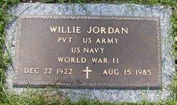 Willie Jordan