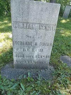 William Henry Burch
