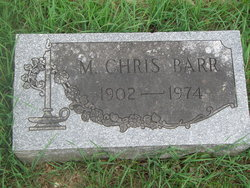 M Chris Barr