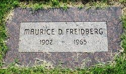 Maurice David Freidberg