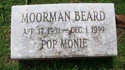 "Moorman ""Pop Monie"" Beard"