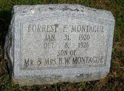 Forrest Fielding Montague