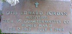 Otis Edward Jordan
