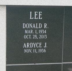 Donald R. Lee