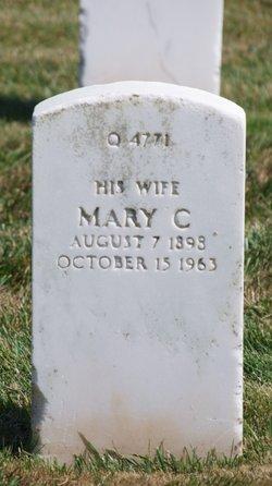 Mary C Campas