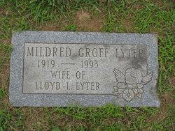 Mildred Groff Lyter