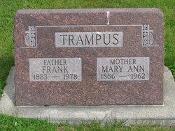 Mary Ann <I>Plemel</I> Trampus