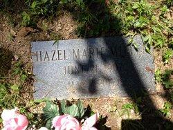 Hazel Marie <I>Wilcox</I> Miller
