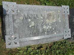 Anna M. <I>Nagle</I> Ruch