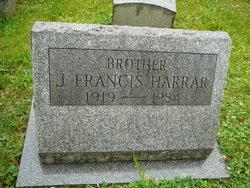 J Francis Harrar