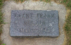 Brent Frank Nelson