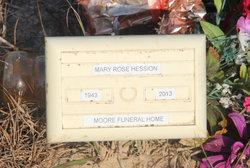 Mary <I>Rose</I> Hession