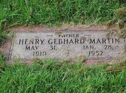 Henry Gebhard Martin