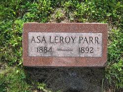 Asa Leroy Parr