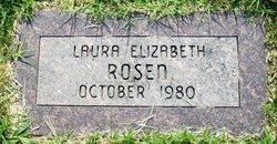 Laura Elizabeth Rosen