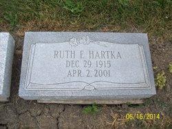Ruth E Hartka