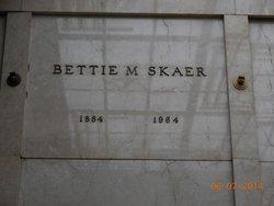 Bettie M. Skaer