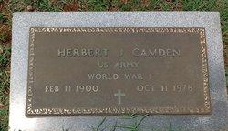 Herbert J. Camden, Jr