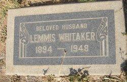 Lemmis Whitaker