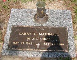 Larry L Marshall