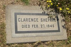Clarence Shepard