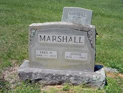 Fred N Marshall