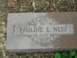 Pauline E <I>Porter</I> Neff