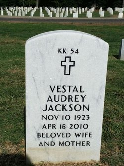Vestal Audrey Jackson