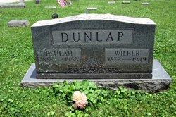 Wilber H Dunlap