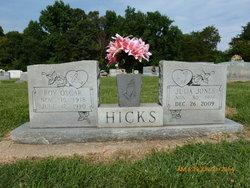 Roy Oscar Hicks