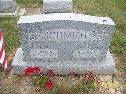 Bessie L Schmidt
