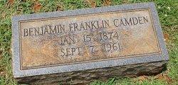 Benjamin Franklin Camden