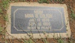 Mina B. Colton