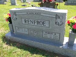 Robert R Renfroe