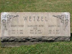 James Clyde Wetzel, Sr