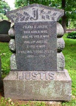 Frank D Justis