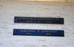 Dorothy F. Edwards
