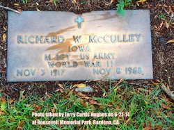 Richard W. McCulley