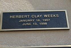 Herbert Clay Weeks