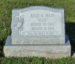 "Ellis E ""Ellie"" Main"