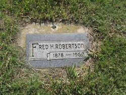 Fred Heny Robertson