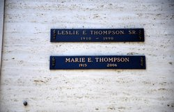 Marie E. Thompson