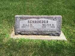 Ella D Schroeder