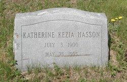 Katherine Kezia Hasson