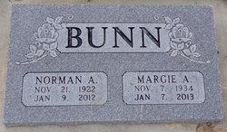 Margie Ann <I>Barron</I> Bunn