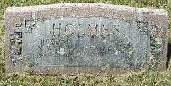 Stanley Holmes