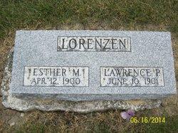 Esther M Lorenzen