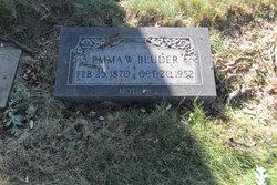 Emma W. Bluder
