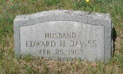 Edward H Davies